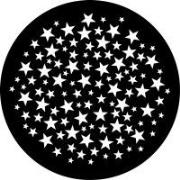 A size Gobo 932 Stars 6